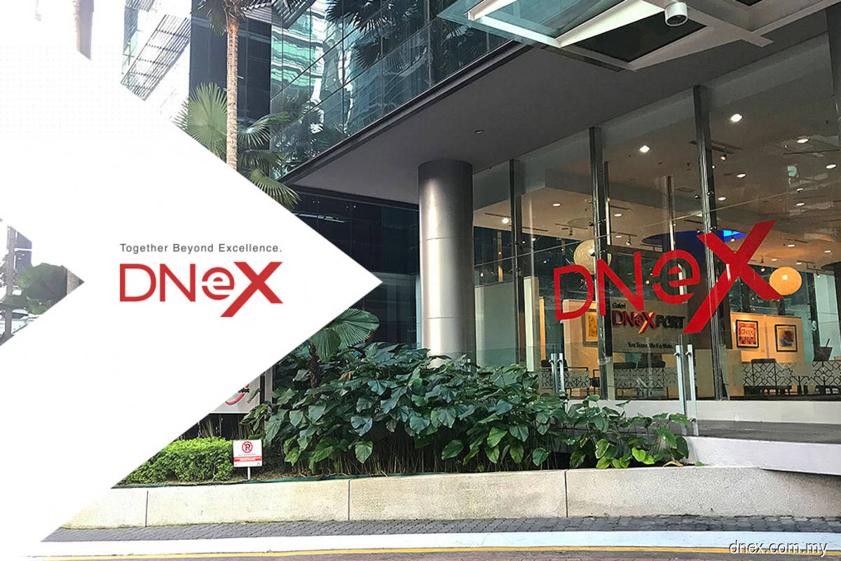 DNeX emerges as most active stock on acquisition plan