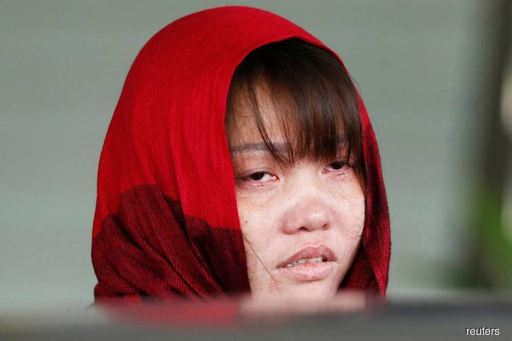 Malaysia to free Vietnamese woman accused of Kim Jong Nam murder on May 3 — lawyer