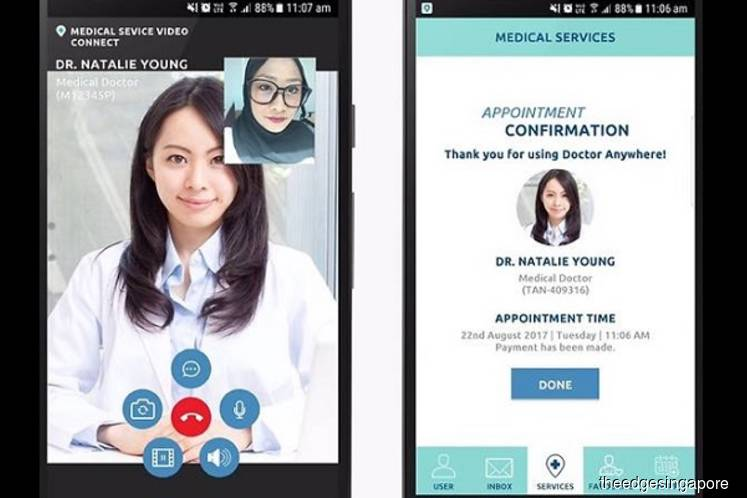 Great Eastern partners Doctor Anywhere to launch tech-enabled integrated health services