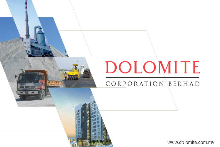 Dolomite active, surges 250% on disposal of its unit