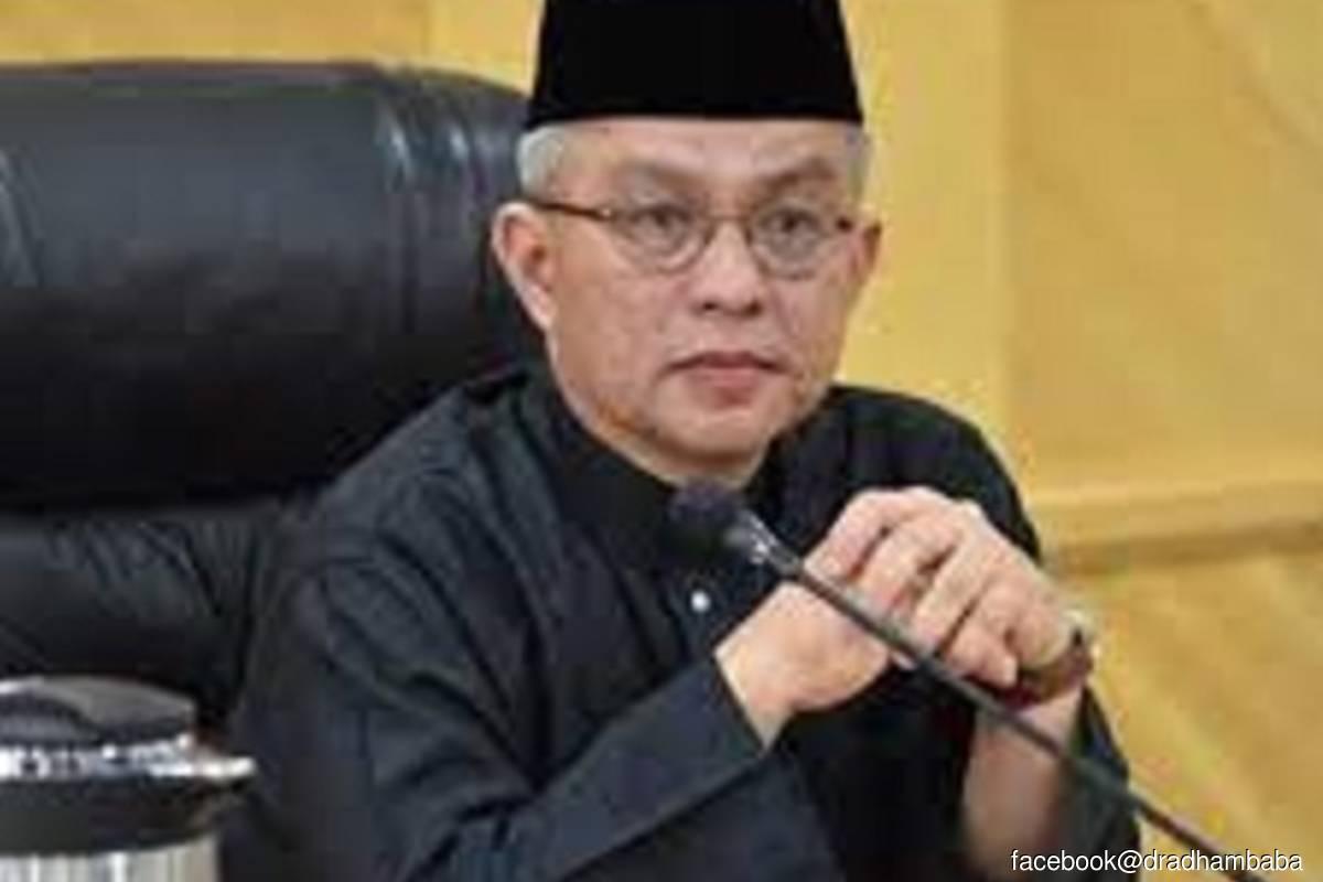 Datuk Seri Dr Adham Baba