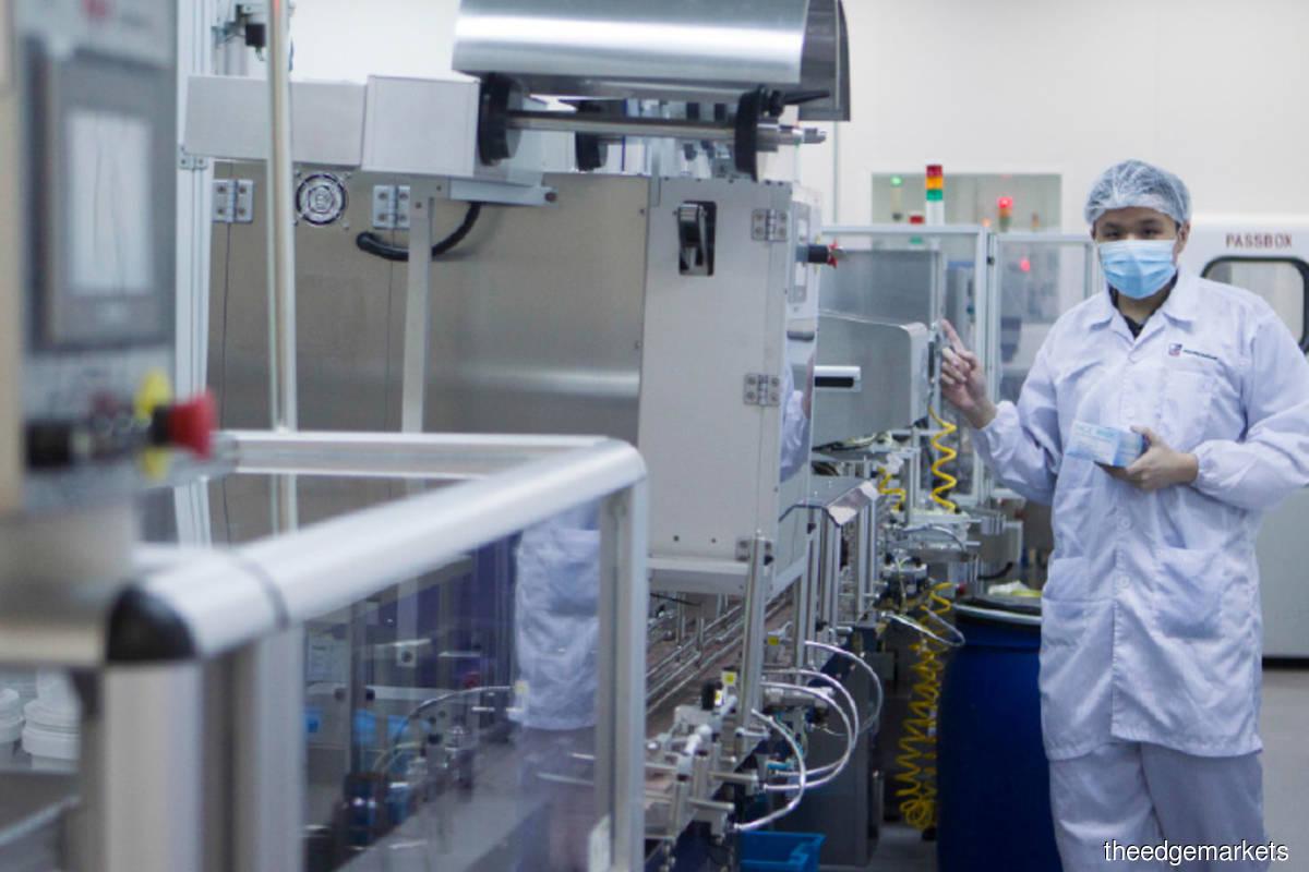 Expanding halal pharma exports