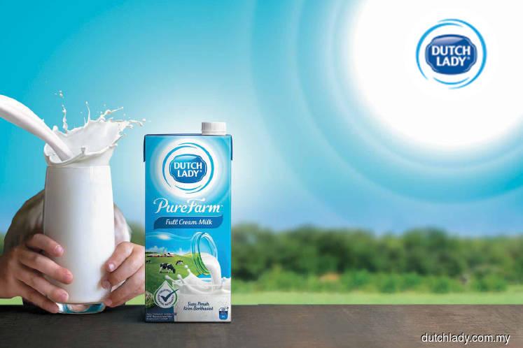 Dutch Lady 2Q net profit falls 44% due to slower infant formula market