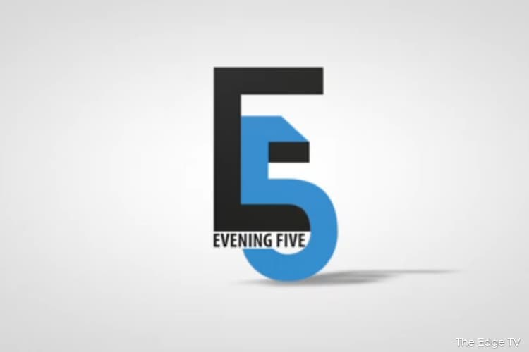 EVENING 5: Five things you need to know today
