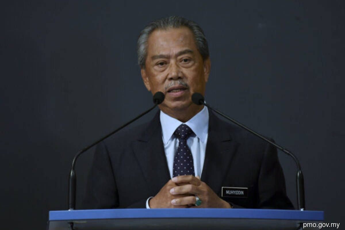 Covid-19: Muhyiddin orders public health action in Sabah be enhanced
