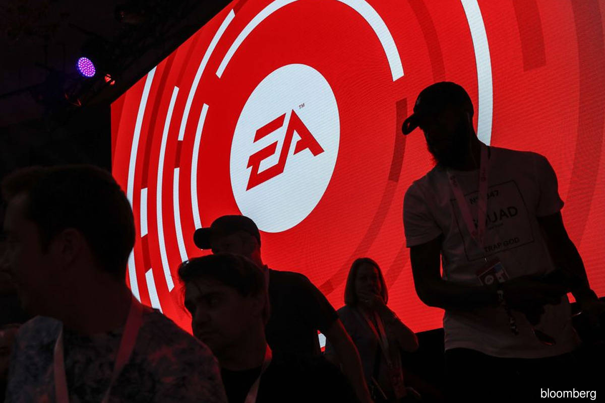 Electronic Arts tumbles after results, outlook come up short