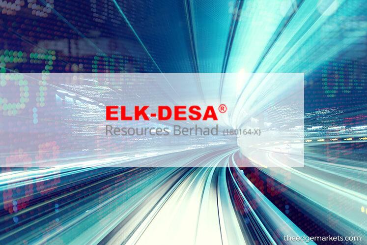 Stock With Momentum: ELK-Desa Resources