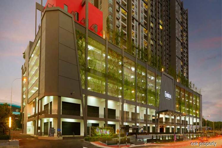 OSK Property's Shah Alam mixed-use project scores high QLASSIC marks