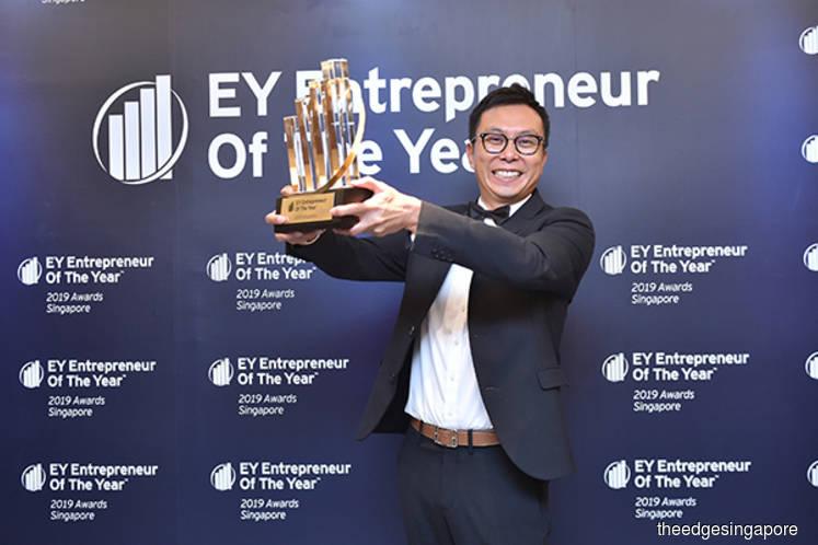David Lee of IYUNO named EY Entrepreneur Of The Year