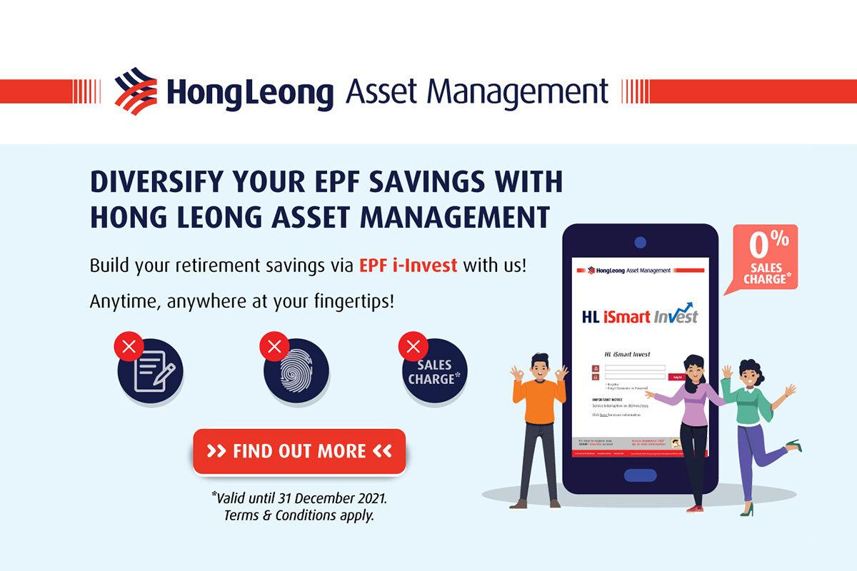 Diversify your EPF savings with Hong Leong Asset Management
