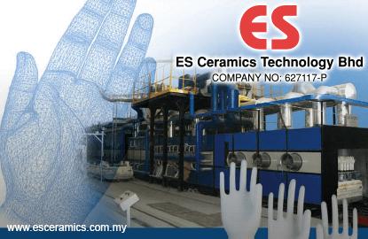 ES Ceramics放眼3年转主板
