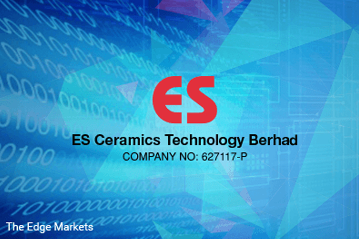 Baffling shareholding changes at ES Ceramics