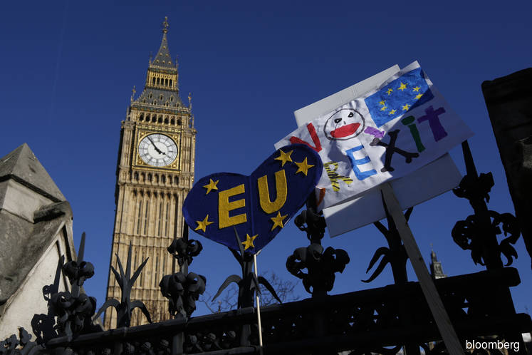 U.K. says it will hold EU elections this month