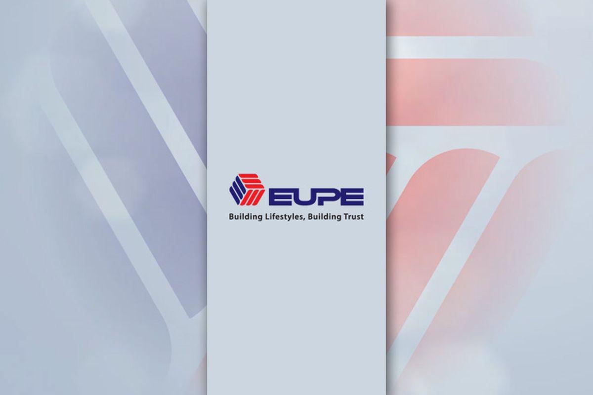 Eupe 2Q net profit up 56.85% on higher property sales