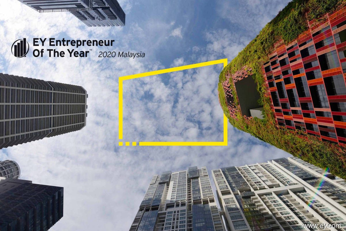 EY Entrepreneur Of The Year 2020 Malaysia: Unstoppable force
