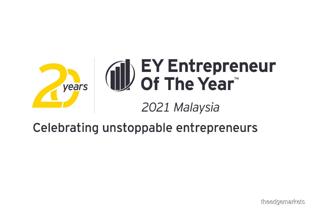 EY Entrepreneur Of The Year 2021 Malaysia:  Unstoppable forces