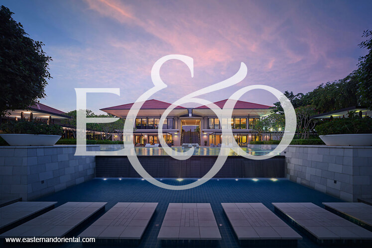 E&O said to be in talks to sell Straits Quay Mall