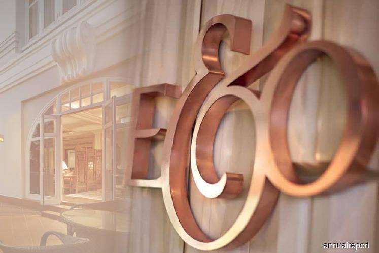 E&O 4Q net profit down 22%, proposes one-for-50 treasury