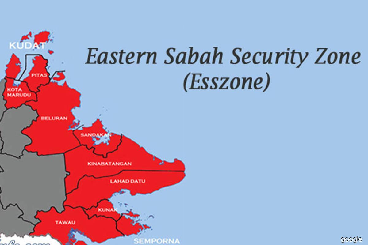 Sabah east coast safe, under control, says ESSCom commander