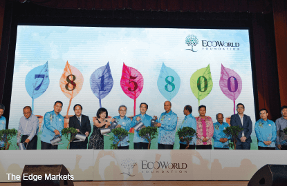 Eco World Foundation raises RM7.81m