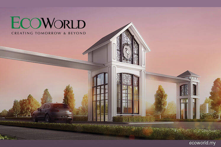 EcoWorld 1Q profit comes in 3 times higher on stronger JV profit