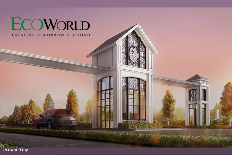 EcoWorld opens Eco Boulevard shopoffices and new Eco Botanic sales gallery