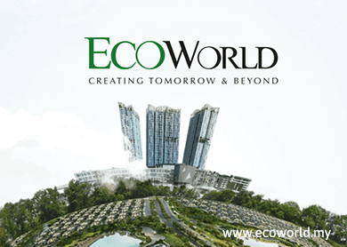 Eco World's sales on track with major drivers from Klang Valley projects