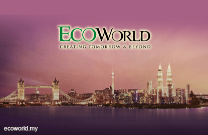 EcoWorld's 4Q net profit up 49% at RM29 mil, targets 100% sales value next year