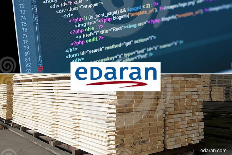 Bursa queries Edaran on share price, volume rise