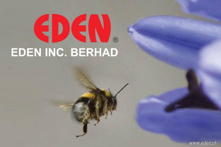 Eden, Thriven trim earlier gains on profit-taking