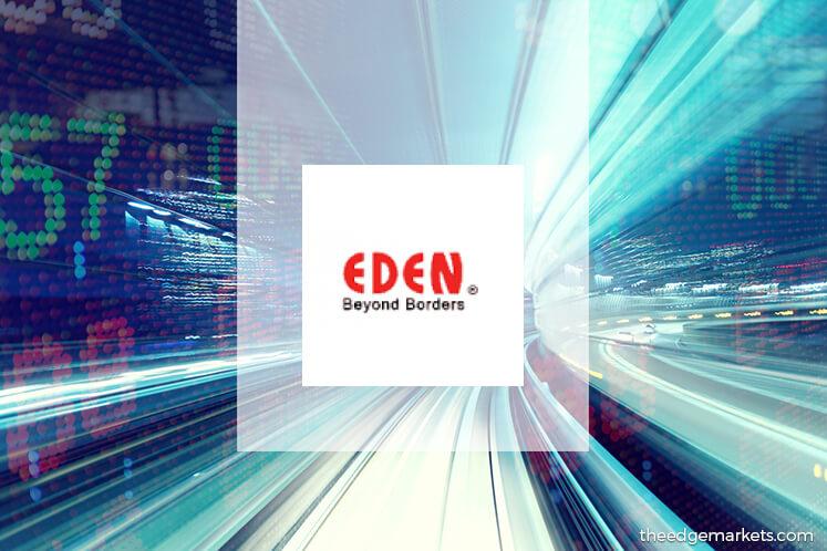Stock With Momentum: Eden Inc