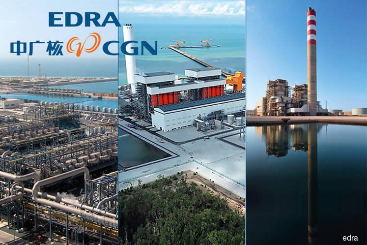 Egypt mulling Edra Power's offer to take over power plants