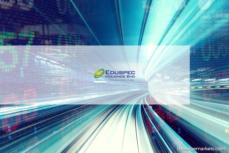 Stock With Momentum: Eduspec Holdings