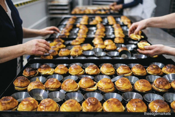 Food: Portuguese pastry pastel de nata taking over the world