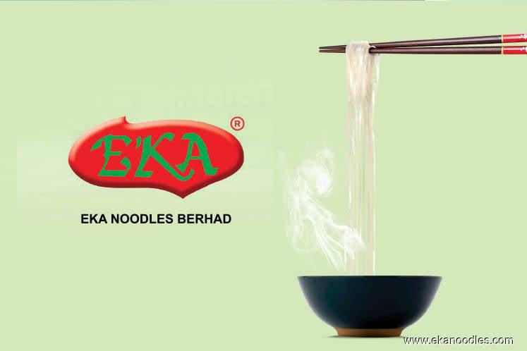 Eka Noodles sued for alleged copyright infringement