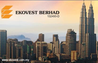 Ekovest up 6% on special dividend