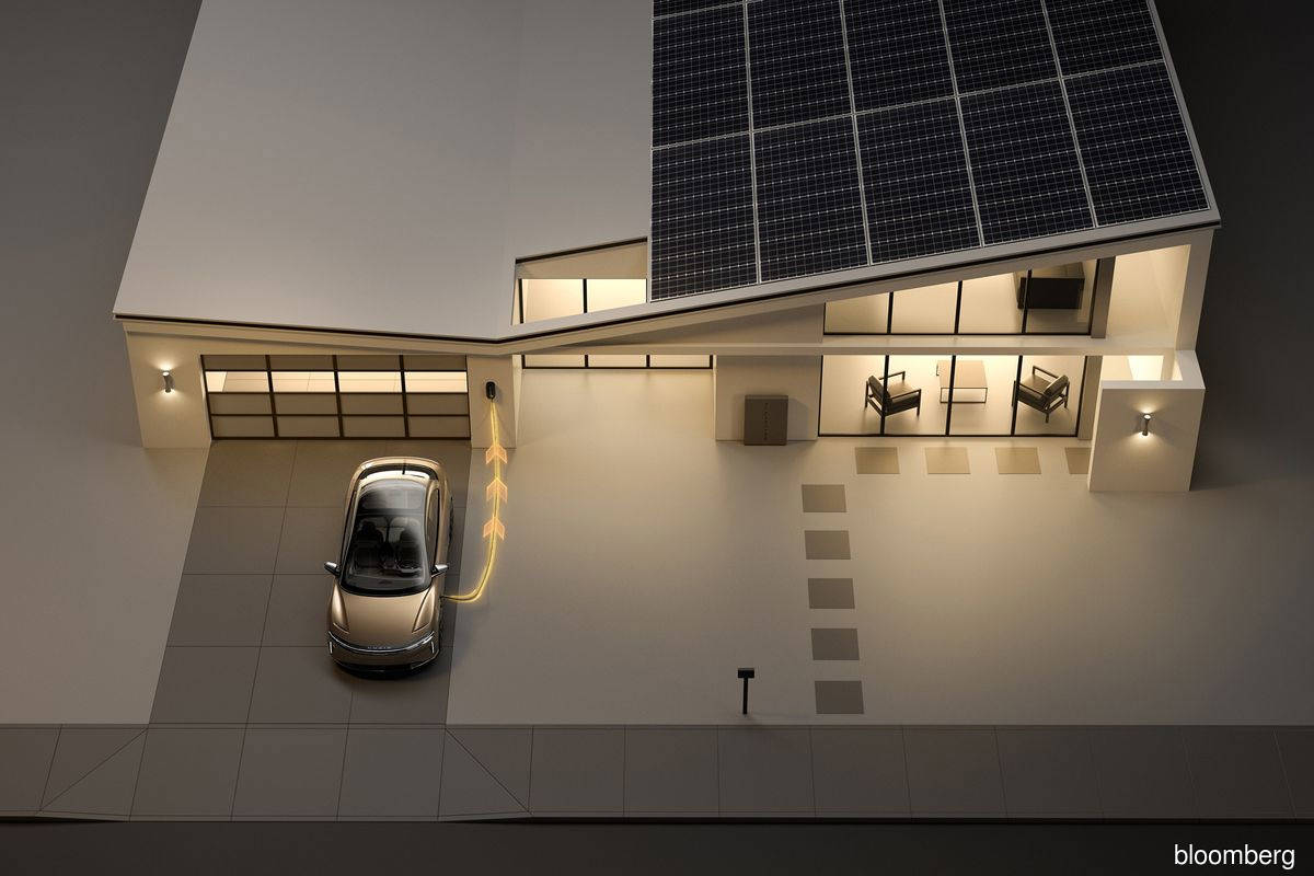 Electric-car start-up Lucid to follow Tesla into energy storage