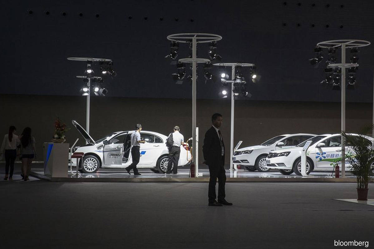 China's US$87b electric-car giant hasn't sold a vehicle yet