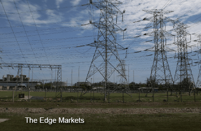 Utility stocks retreat after downgrade by Affin Hwang