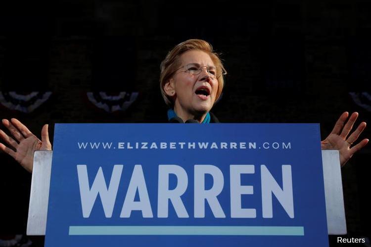 Elizabeth Warren's graceful surrender