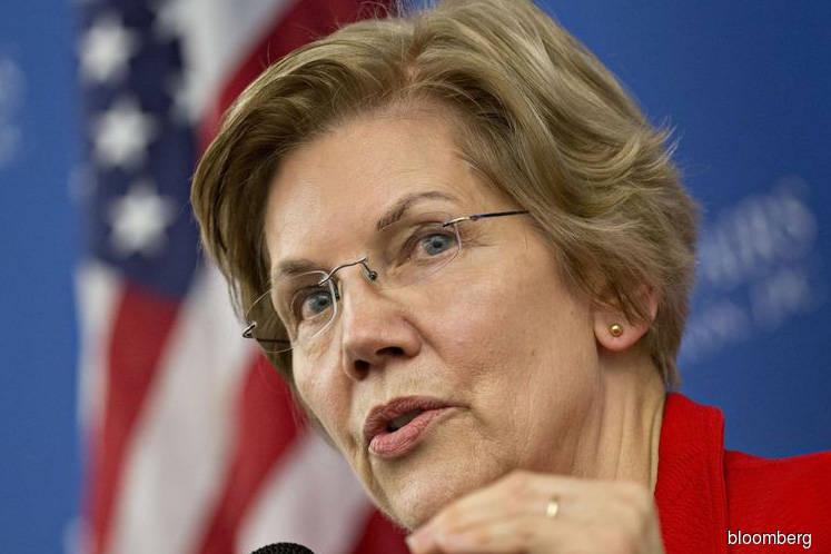 Big-money foe Elizabeth Warren gets backing from a super-PAC