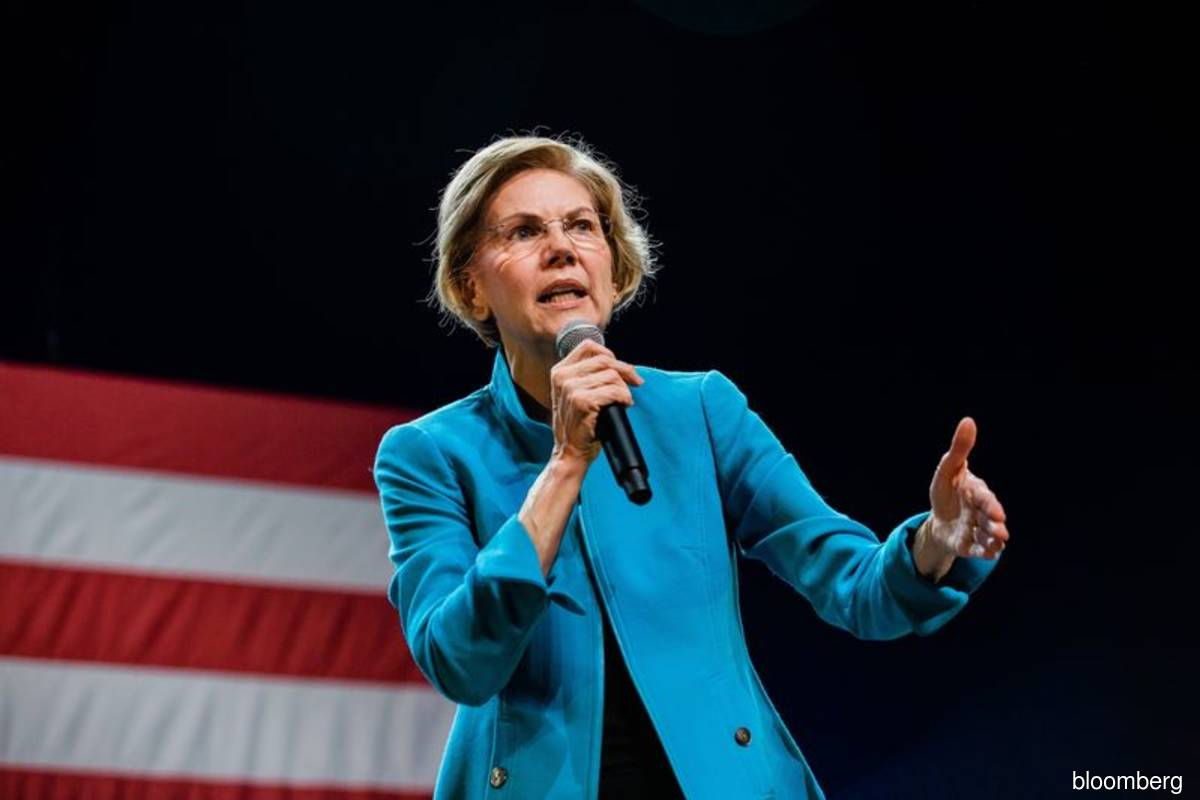Crypto is 'wild west' needing consumer protections, Warren says