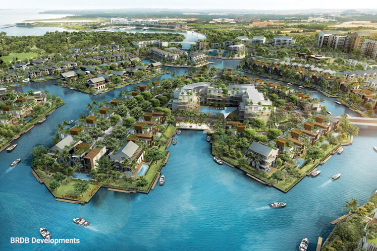 Creating Waterfront Homes Where There