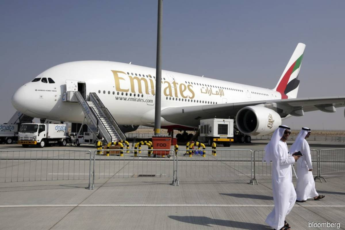 Emirates gets govt aid after pandemic led to huge loss