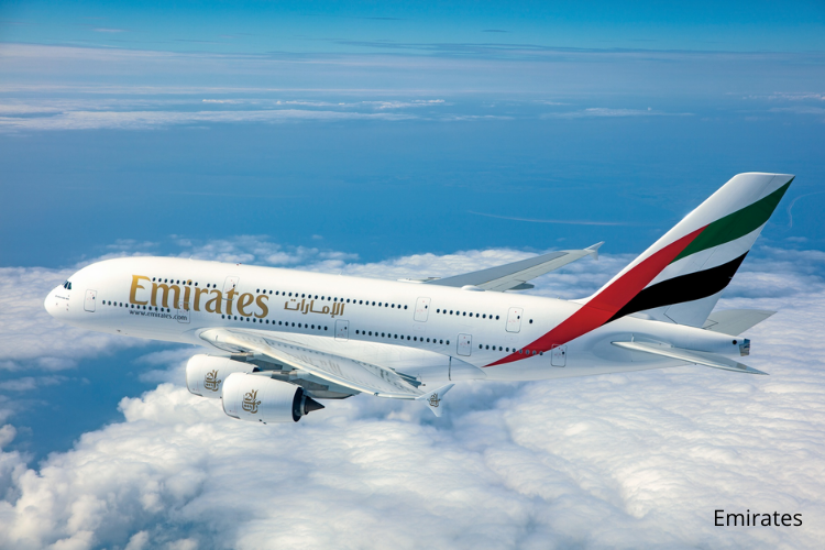 Emirates to halt almost all flights from March 25