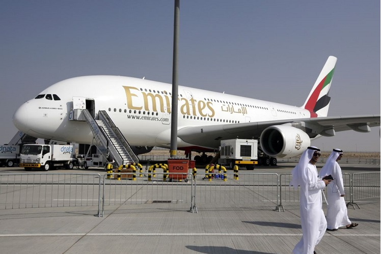 Emirates offers flights to KL and 28 other cities