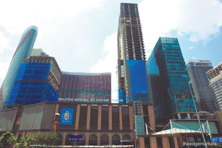 Can the Mammoth-Exsim JV finally complete Empire City Damansara?