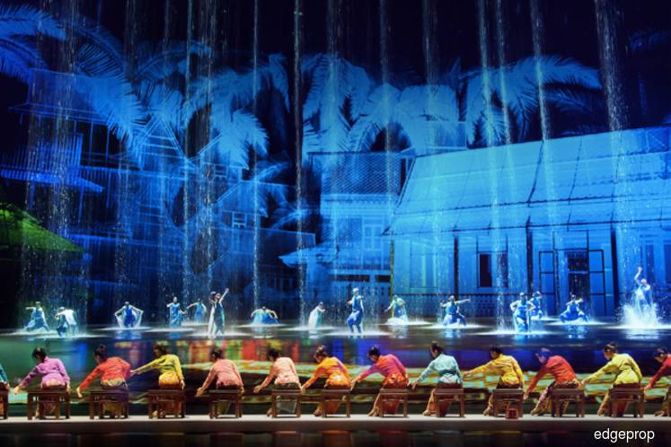 2,000-large audience attends preview of Encore Melaka