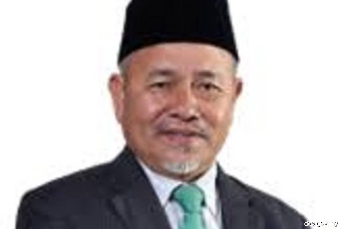Malaysia's Environment and Water Minister Datuk Seri Tuan Ibrahim Tuan Man