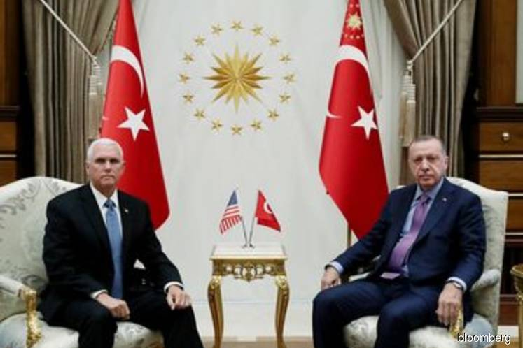 Erdogan shows mastery in 120-hour Syria deal